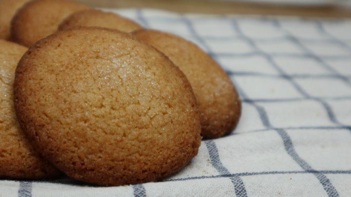 Galletas de harina de maiz